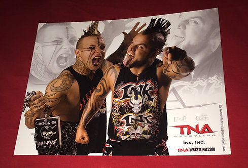 Ink, Inc. 8x10 Promo Photo