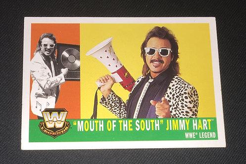 Jimmy Hart WWE Legends Wrestling Card