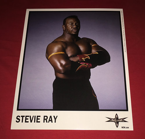 Stevie Ray 8x10 Promo Photo