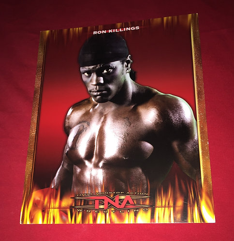 Ron Killings 8x10 Promo Photo