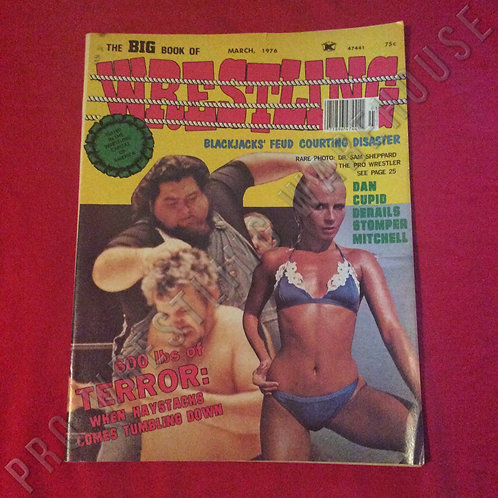 The Big Book of Wrestling - March 1976