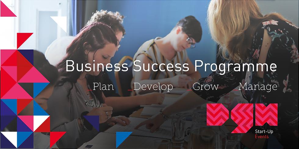 Business Success Programme - Webinar