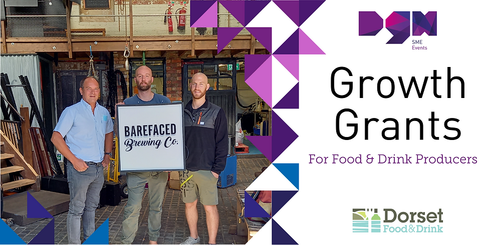 Growth Grants For Food & Drink Producers