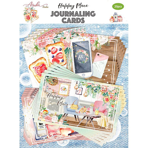 Asuka Studio -  Happy Place Journal Cards