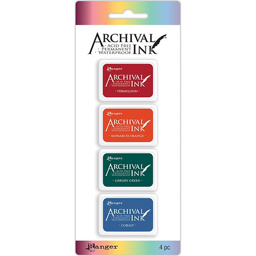 Archival Ink pack - #1
