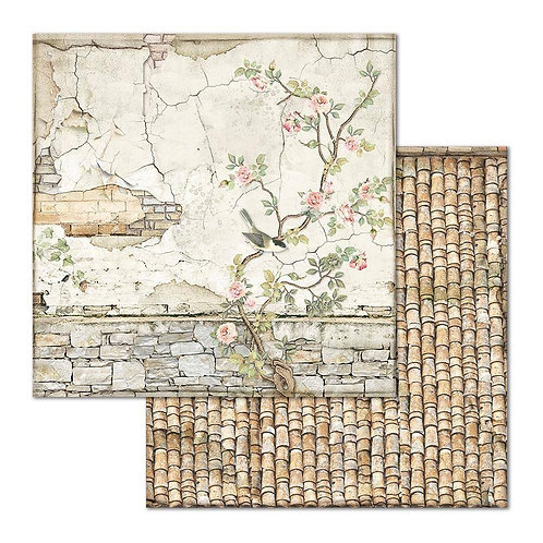 Small Bricks W/Tree