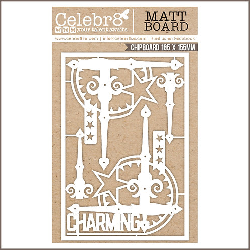 Celebr8 - Corner Elements