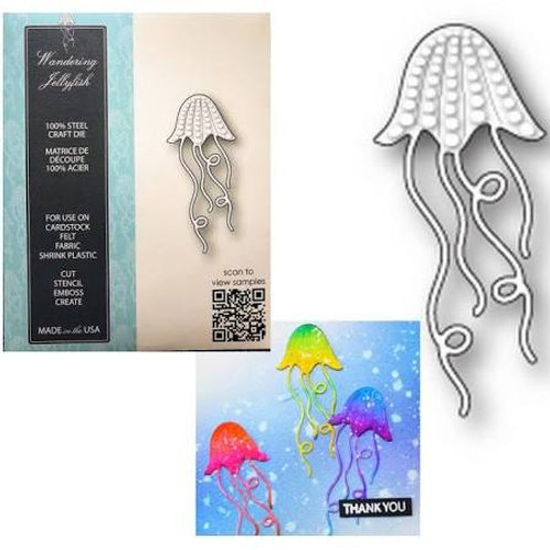 Memory Box  - Wandering Jelly Fish