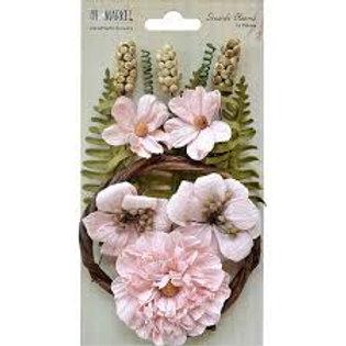 Seaside Blooms - Natural Blush