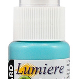 Turquoise Lumiere