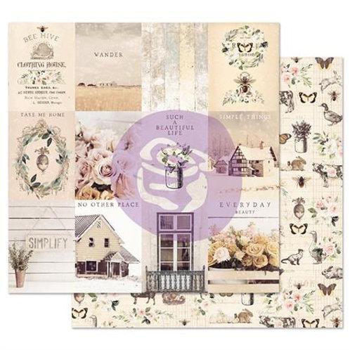 Spring Farmhouse - Simple Things