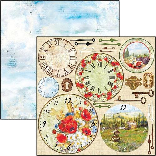 Tuscan Clocks