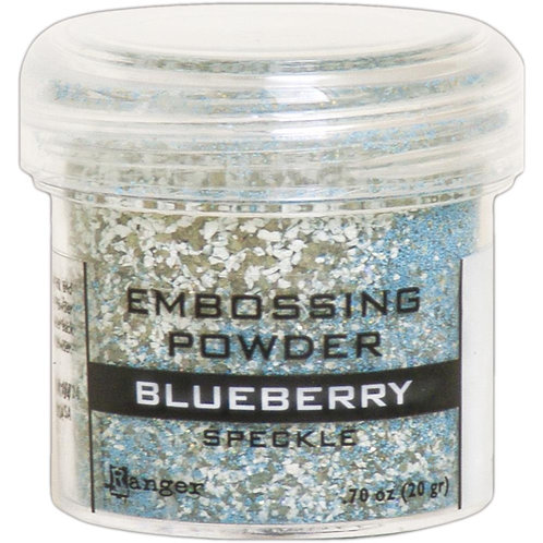 Embossing Powder - Blueberry