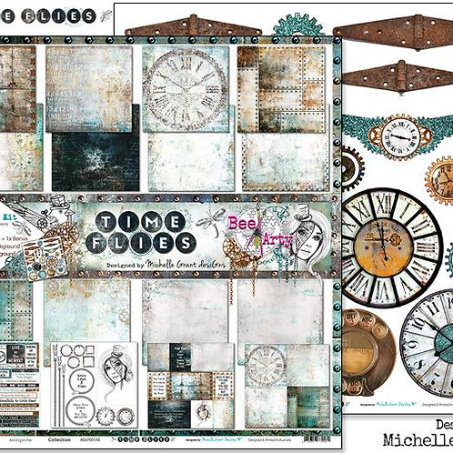 Time Flies Collection by Michelle Grant