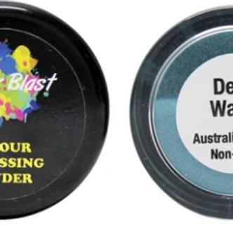 Deap Water embossing powder