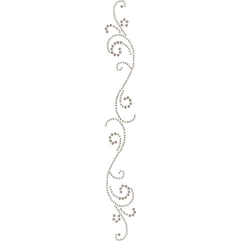 Le Crem Pearl-Bling finesse swirls