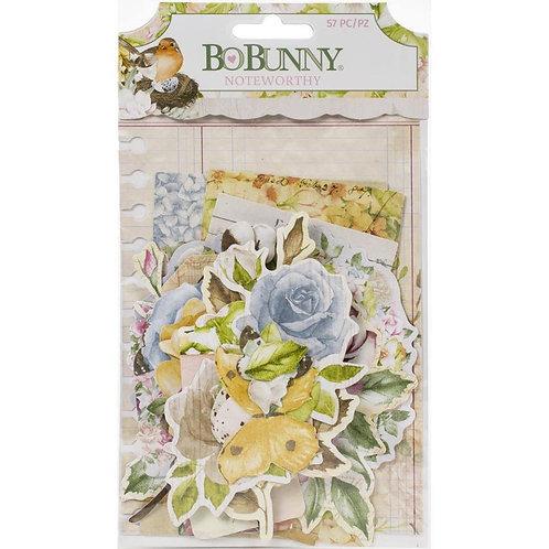 Bo Bunny -  Garden Grove Noteworthy