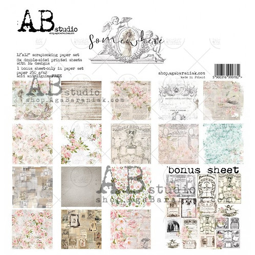AB Studio - Some Where