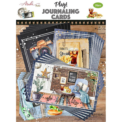 Asuka Studio -  Play Journal Cards