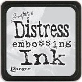 Distress Embossing Ink