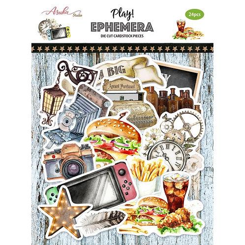 Asuka Studio -  Play Ephemera