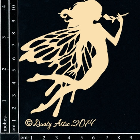 Dusty Attic - Garden Fairy #2