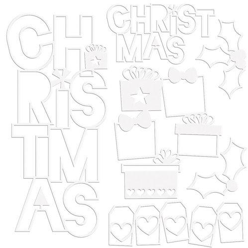 Bella Blvd Cut-Outs - Christmas