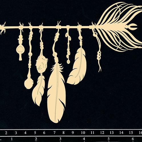 Dusty Attic - Indian Arrow #2