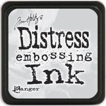 Distress Oxides -Embossing Ink