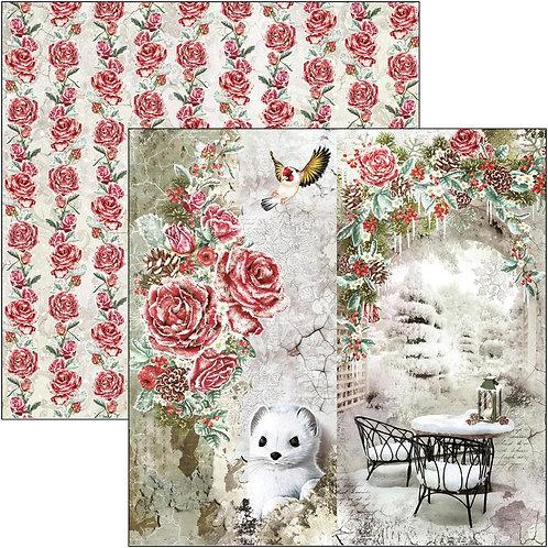 Frozen Roses CBSS132