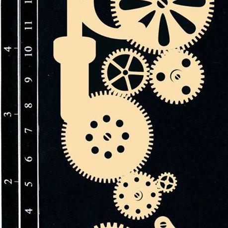 Dusty Attic - Machine Parts #2