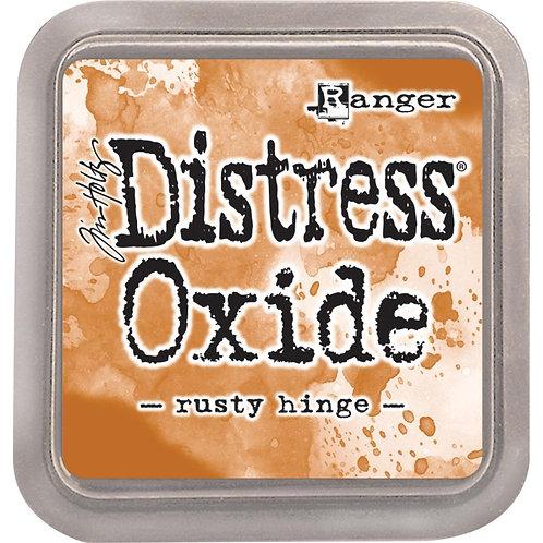 Oxide Pad - Rusty Hinge