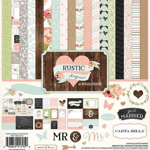 Carta Bella - Rustic Elegance