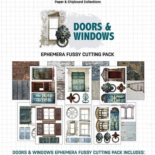 3Quarter - Doors & Windows