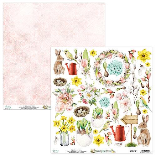 Beauty in Bloom  paper 09
