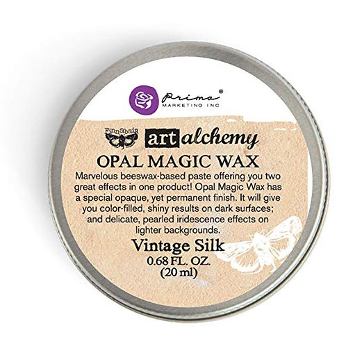 Wax Opal Magic - Vintage Silk  20ml