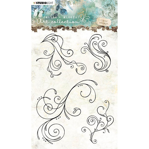Jenines Art Stamp Nr.02