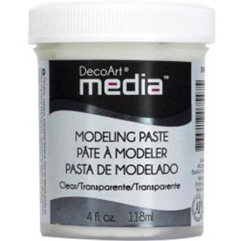 DecoArt Media - Modeling Paste