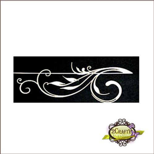2Crafty - Ariel's Swirl