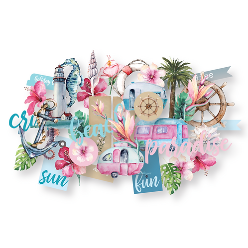 Tropical Dreams - Creative Cuts