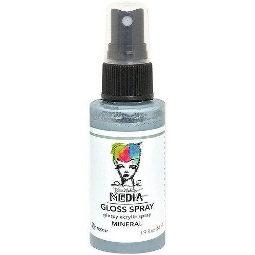 Dina Wakley Media -   Mineral Gloss Spray