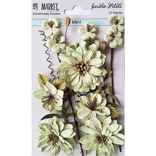 Enchanted Petals - Mint