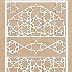 Celebr8 - Tis the Season Chipboard mesh