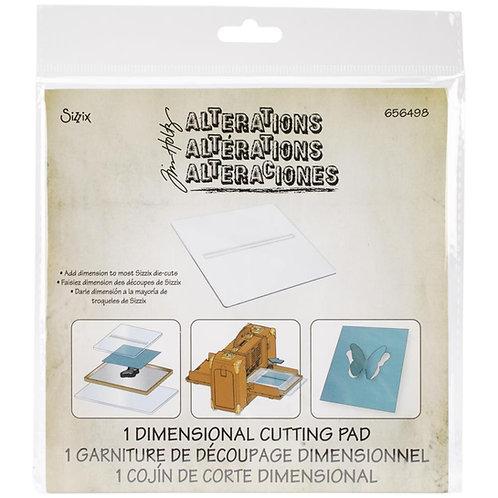 Dimensional Cutting pad