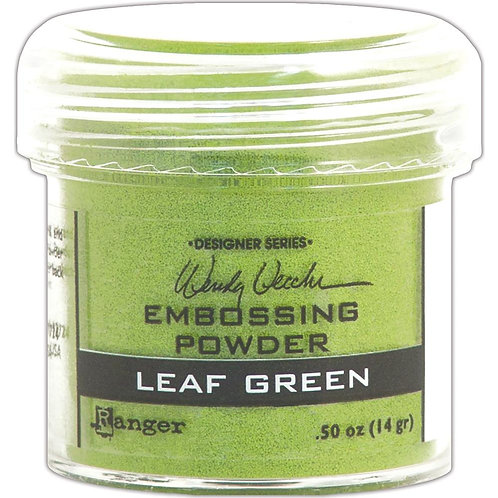 Embossing Powder - Leaf Green