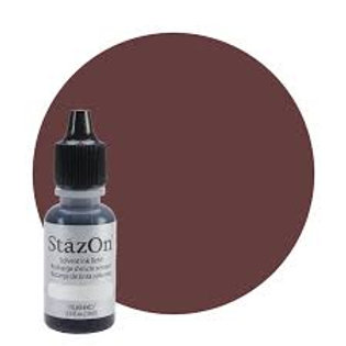Stazon In Refill -Timber Brown