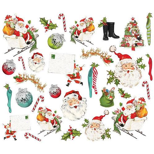 North Pole 31 pieces