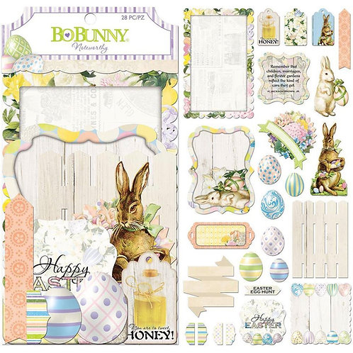 Bo Bunny - Cottontail Noteworthy