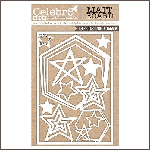 Celebr8 - Star Hex Frame Set