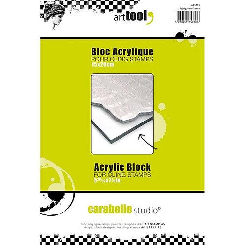 Acrylic Block A5